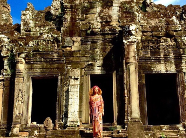 Beyonce Thailand Holiday