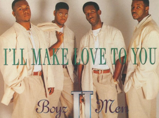 Boyz II Men - 'I'll Make Love To You'