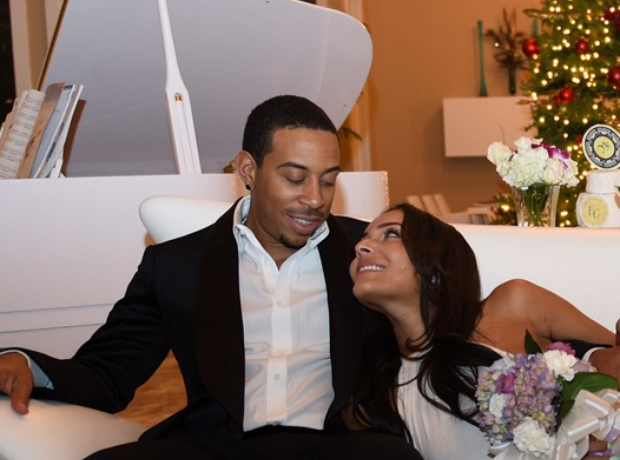 Ludacris wedding