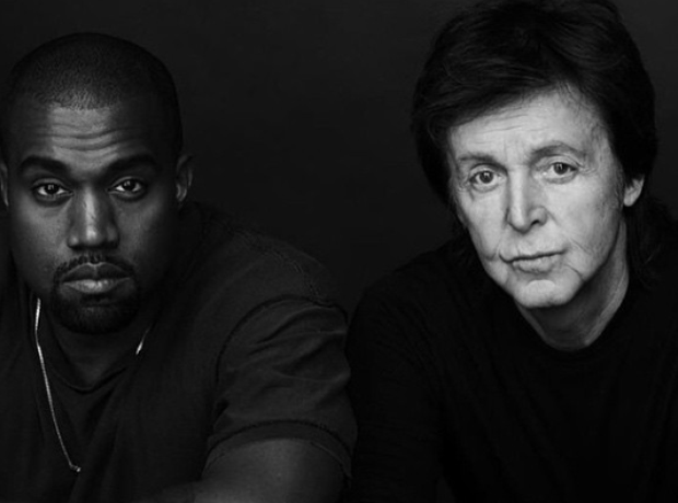 Paul and Kanye