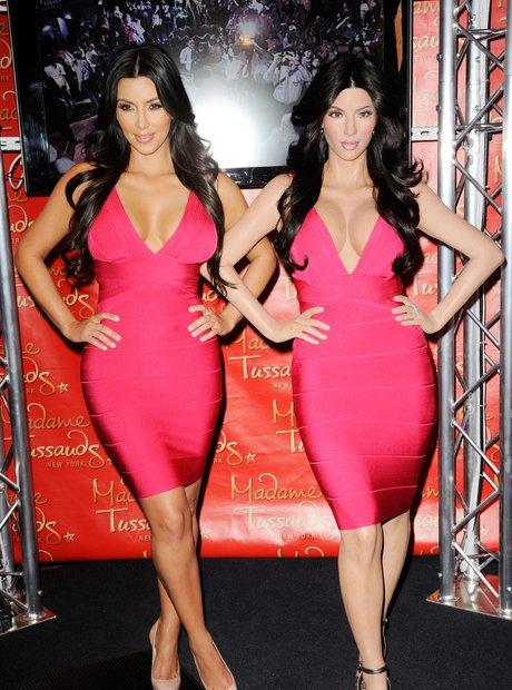 Celebrity Waxworks: Kim Kardashian