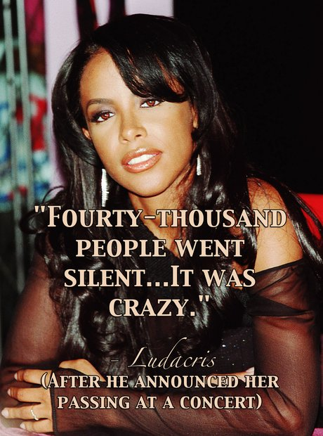 Aaliyah Song Quotes Tumblr