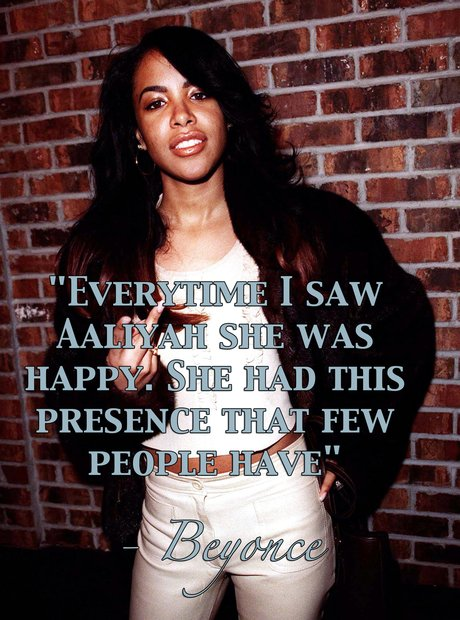 Remembering Aaliyah 15 Quotes About The Princess Of R B Capital Xtra