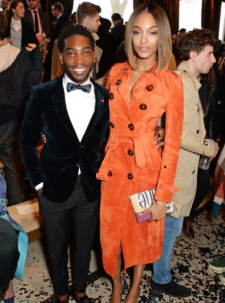 Tinie Tempah and Jourdan Dunn