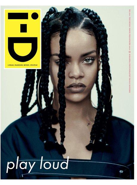 Rihanna i-D Magazine 2015
