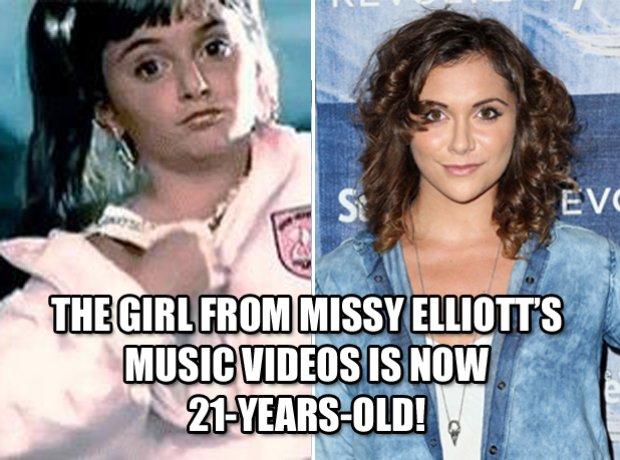 Alyson Stoner, Missy Elliott Music Videos