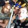 Image 1: Kanye West sad Instagram selfie