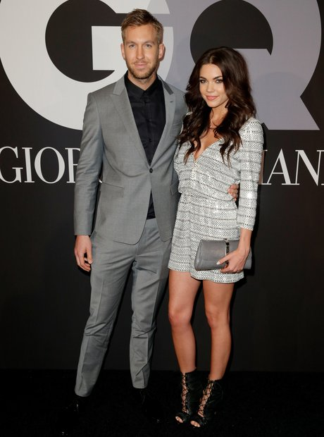 Calvin Harris and Aarika Wolf Grammy After Party 2