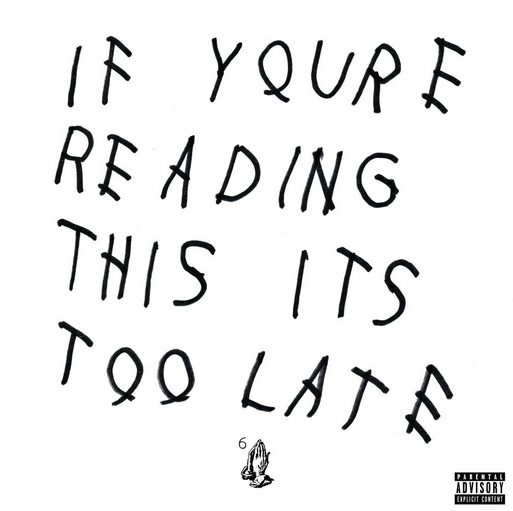 Drake New Mixtape artwork