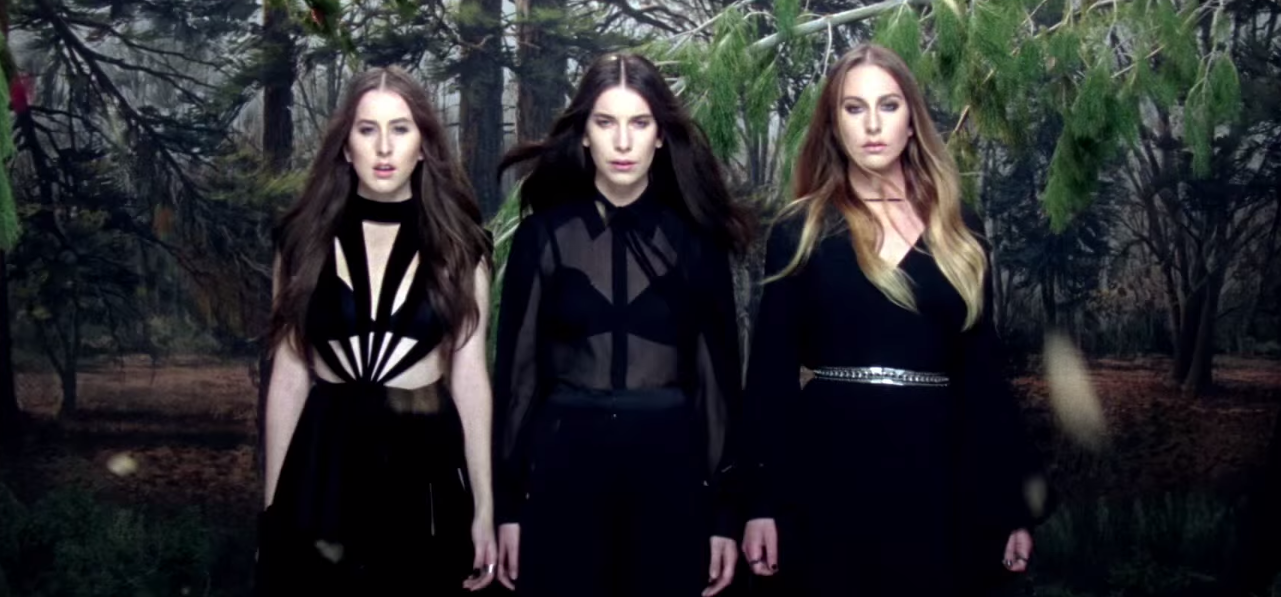 Haim Calvin Harris Pray To God Video