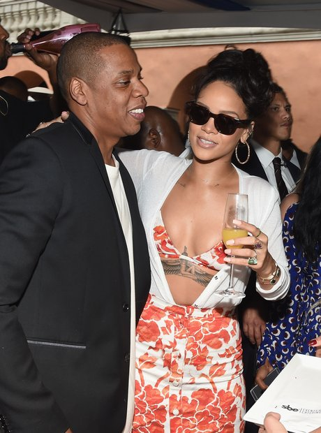 Roc Nation Pre-Grammy Brunch 2015