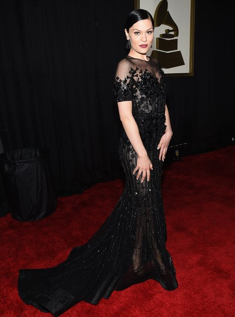 Jessie J at the Grammy Awards 2015