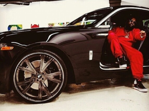 15 lavish photos of rappers and their luxury cars. Black Bedroom Furniture Sets. Home Design Ideas