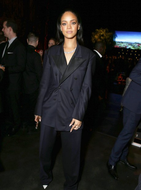 Rihanna Grammy After Party 2015