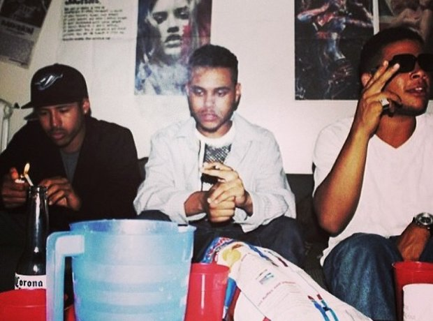 The Weeknd Way Back