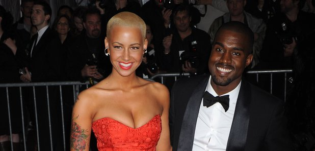 Kim and kanye west dating