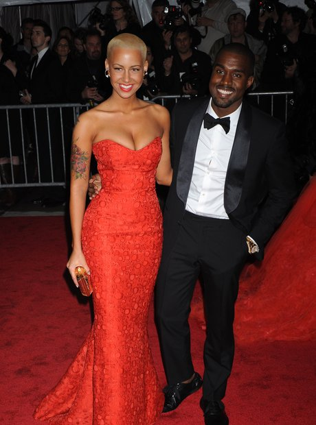 A History of Kanye West and Amber Rose s Relationship