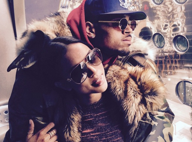 Chris Brown Karrueche Tran