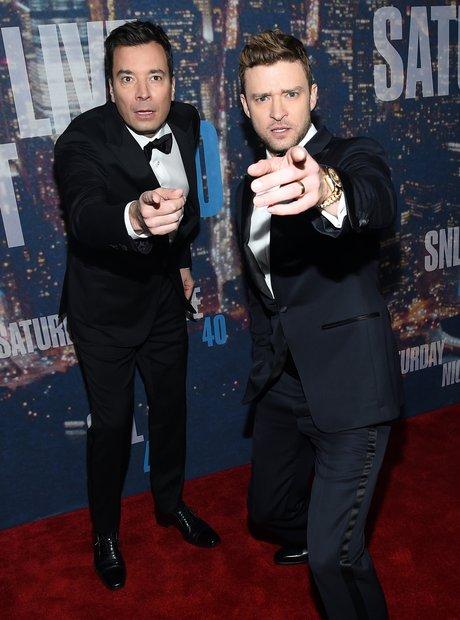 Justin Timberlake Jimmy Fallon SNL