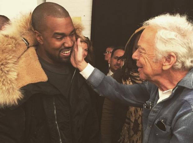 Kanye West Ralph Lauren