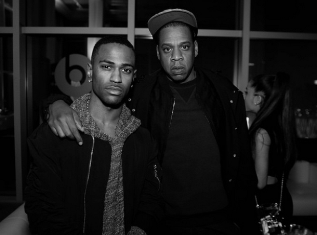 Big Sean and Jay Z