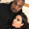 Image 3: Kanye West and Kim Kardashian BRIT Awards 2015