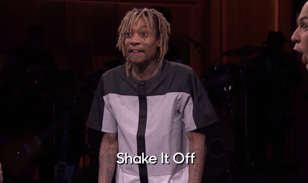 Wiz Khalifa Shake It Off