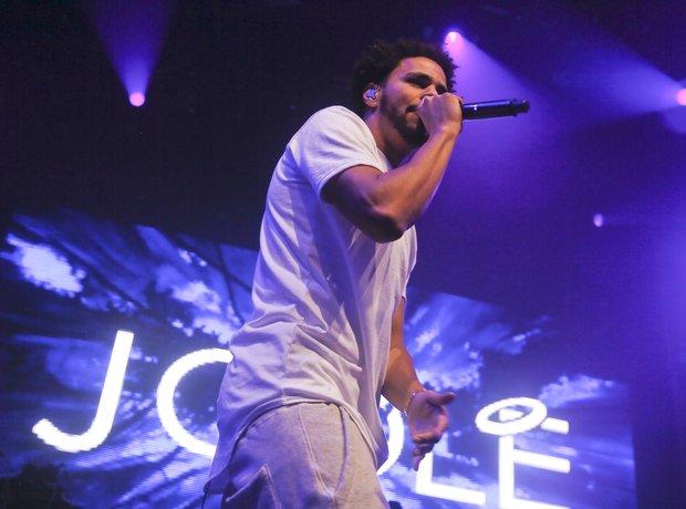 J Cole SXSW Festival 2015