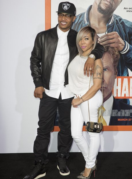 T.I and Tiny 'Get Hard' Premiere