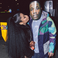 Image 10: Nicki Minaj with fan in Meek Mill mask