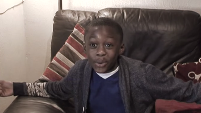 This Video Of Stormzy Rapping When He Was 8-Years-Old Will