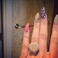 Image 6: Nicki Minaj diamond ring