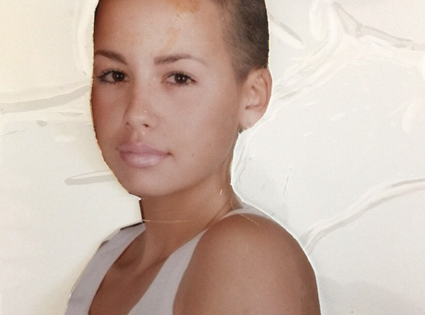 Amber Rose before famous