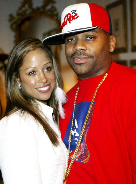 Damon and Stacey Dash