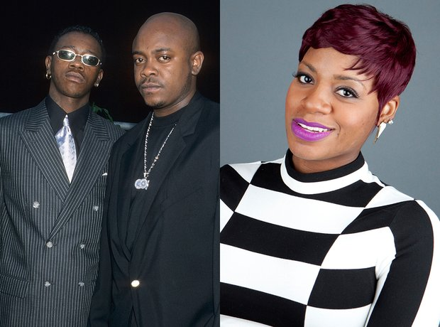 Fantasia Barrino and K-Ci and JoJo