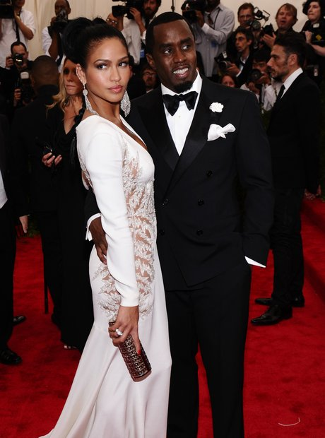 "Cassie and Sean ""Diddy"" Combs"