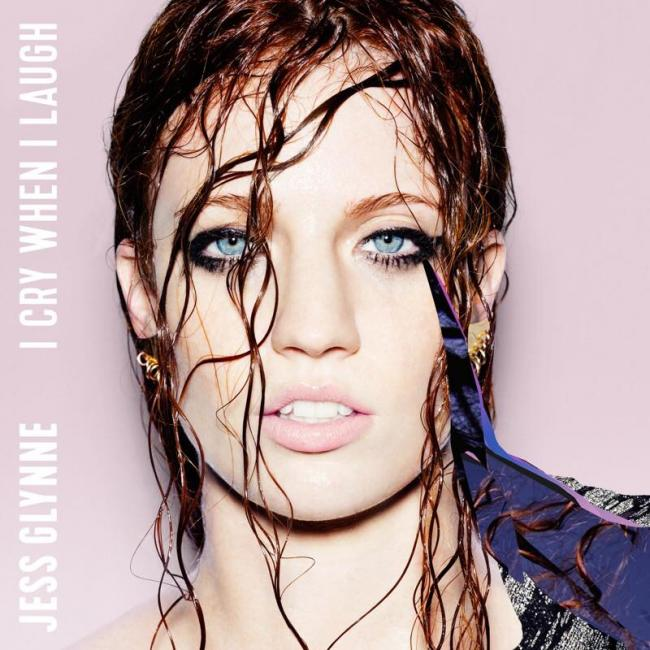 Jess Glynne I Cry When I Laugh Artwork