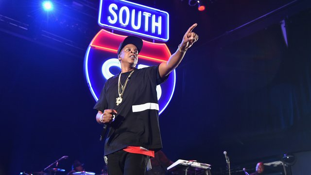 Watch jay z diss spotify and youtube in epic freestyle at watch jay z diss spotify and youtube in epic freestyle at exclusive tidal concert capital xtra malvernweather Images