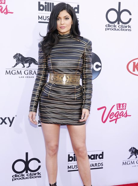 Kylie Jenner Billboard Music Awards 2015 Red Carpe