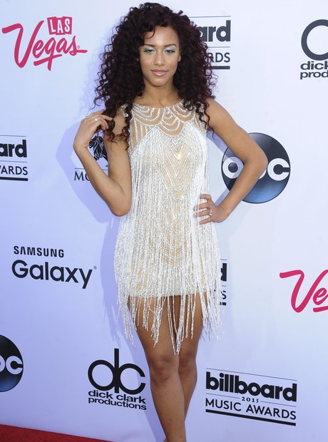 Natalie La Rose Billboard Music Awards 2015 Red Ca