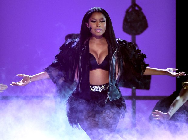 Nicki Minaj Billboard Music Awards 2015 Performanc