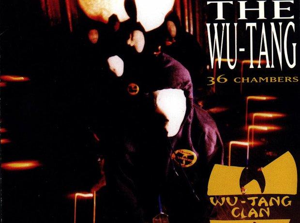 36 Chambers Wu-Tang