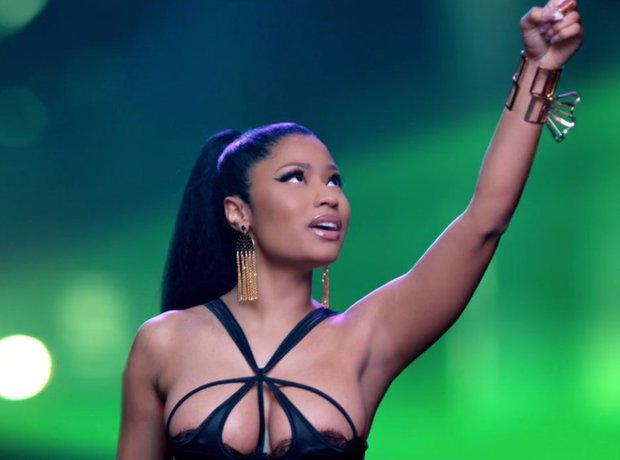 Nicki Minaj The Night Is Still Young