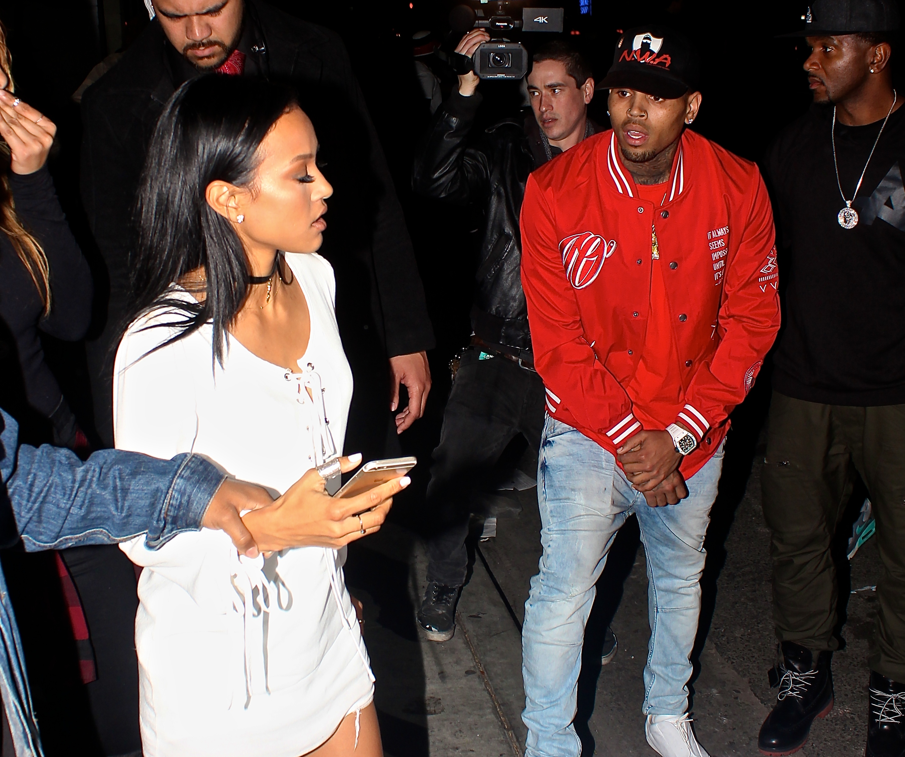 Chris Brown and Karrueche re-union?