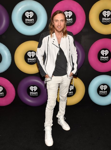 David Guetta iHeartRadio Awards 2015