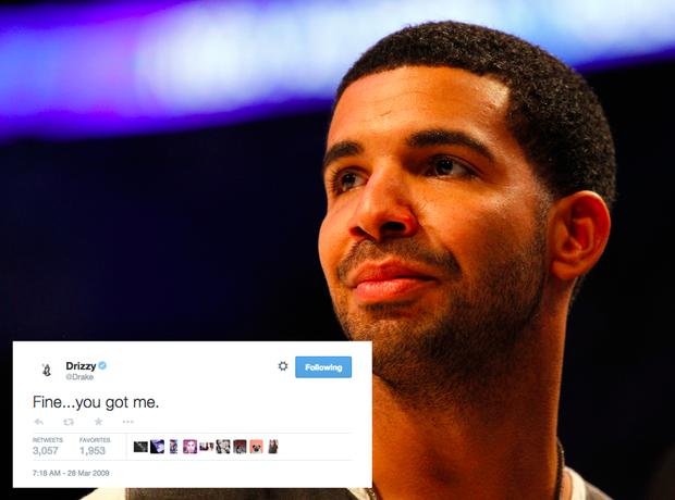 Drake tweet