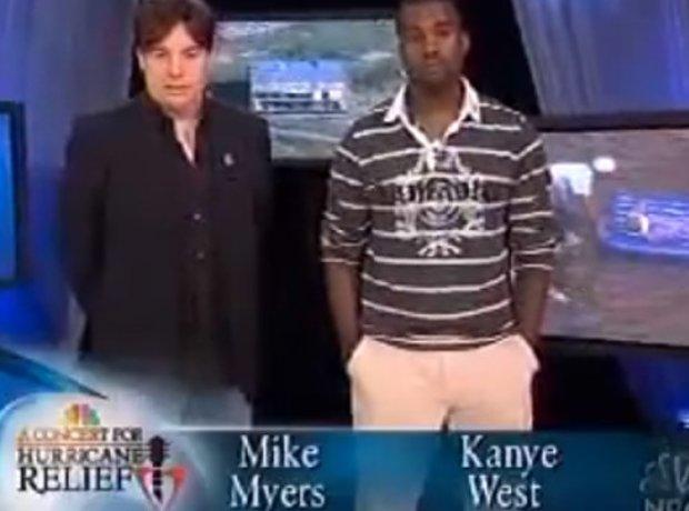 Kanye West George Bush