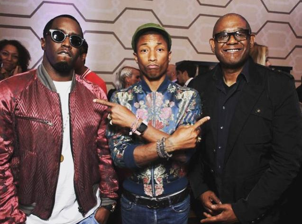 Pharrell Forest Diddy