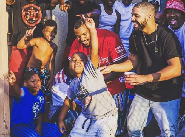 Drake and The Game
