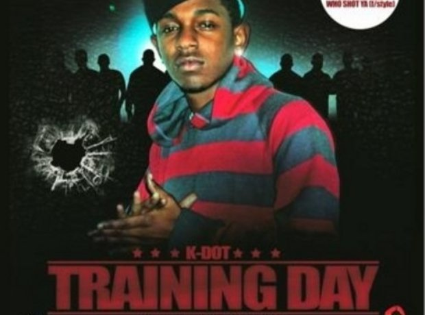 kendrick lamar training day